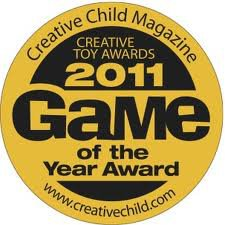 Creative Child Magazine 2011 Game of the Year